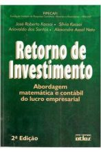 Retorno de Investimento Abordagem Matematica e Contabil do Lucro Empresarial