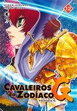 Cavaleiros do Zodíaco - Episódio G – Volume 12